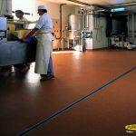 کفپوش اپوکسی برای صنایع غذایی
